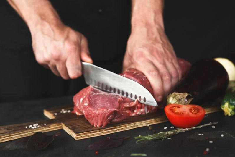 Quais as melhores facas para churrasco?
